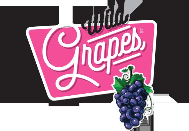 Wild Grapes logo